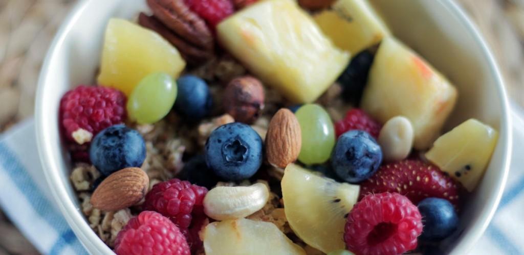 Frutas con menos calorias